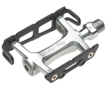 All-City CLEARANCE PRICE - Cecil Pro Track Pedals
