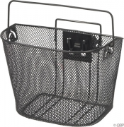 Dimension Plastic Coated Wire Mesh Basket